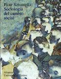 Portada Sociología del cambio social