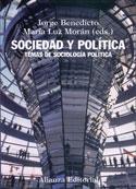 Portada Sociedad y política. Temas de sociología política