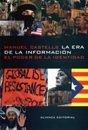 Portada La era de la información. Vol. 2. El poder de la identidad(A)