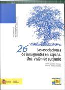 Portada Las asociaciones de inmigrantes en España