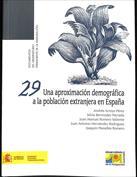 Portada Una aproximación demográfica a la población extranjera en España