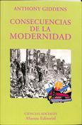 Portada Consecuencias de la modernidad