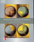 Portada Política y ciencia política(D)