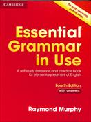 Portada Essential Grammar in Use. With Answer