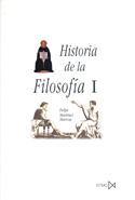 Portada Historia de la Filosofía I