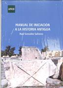 Imagen de Manual de iniciación a la Historia Antigua