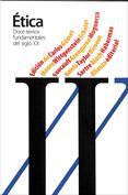 Portada Ética. Doce textos fundamentales de la Ética del siglo XX