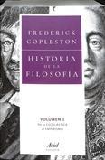 Portada Historia de la Filosofía. Vol. 2