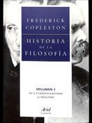 Portada Historia de la Filosofía Vol. 3. De la filosofía kantiana al idealismo