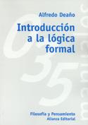 Portada Introducción a la lógica formal