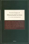 Historia de la ética. Volumen III