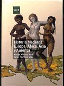 Portada Historia moderna. Europa, África, Asia y América