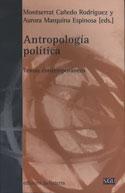 Antropología política. Temas contemporáneos