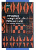 Portada Antropología y comparación cultural. Métodos y teorías