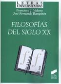 Filosofías del siglo XX.