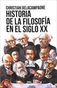 Portada Historia de la filosofía en el siglo XX