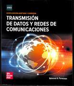 Portada Transmisión de datos y redes de comunicación