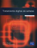 Portada Tratamiento digital de señales. Principios, algoritmos y aplicaciones