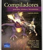 Portada Compiladores. Principios, técnicas y herramientas