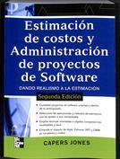 Estimación de costos y Administración de proyectos de Software
