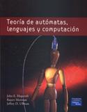 Portada Teoría de autómatas, lenguajes y computación.