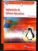 Implantación de sistemas operativos