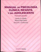 Manual de psicología clínica infantil y del adolescente. Trastornos generales