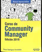Portada Curso de Community Manager