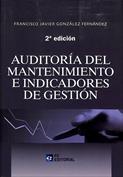 Auditoría del mantenimiento e indicadores de gestión