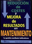 Portada Reducción de costes y mejora de resultados de mantenimiento