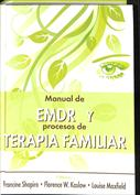 Portada Manual de EMDR y procesos de terapia familiar
