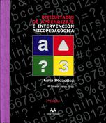 Dificultades de Aprendizaje e intervención Psicopedagógica. Guía didáctica