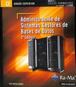 Portada Administración de sistemas gestores de bases de datos