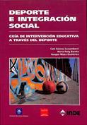 Portada Deporte e integración social. Guía de intervención educativa a través del deporte