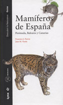 Mamíferos de España. Península, Baleares y Canarias