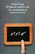 El placer estético de las matemáticas
