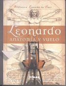 Leonardo anatomía y el vuelo