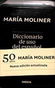 Diccionario de uso del español 4ªed. María Moliner