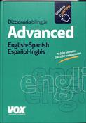 Diccionario Advanced English-Spanish   Español-Inglés