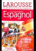 Dictionnaire de poche Larousse français-espagnol   espagnol-français (Broché)