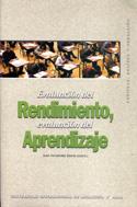 Evaluación del rendimiento. evaluación del aprendizaje