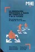 Orientación vocacional a través del currículum y de la tutoría