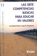 Las siete competencias básicas para educar en valores