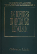 Big business in mining and petroleum