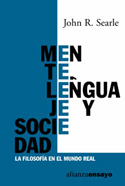 Mente, lenguaje y sociedad. La filosofía en el mundo real