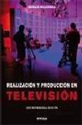 Realización y producción en televisión