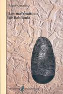 Los matemáticos de Babilonia