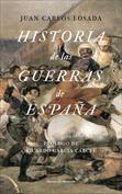 Portada Historia de la guerras de España