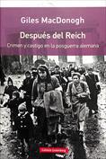 Después del Reich. Crimen y castigo en la posguerra alemana