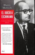 El juicio a Eichmann. Causa penal 40-61